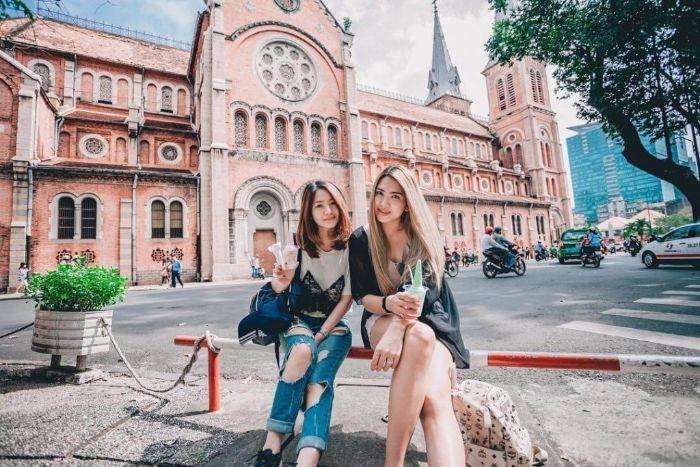 Mơ du lịch Sài Gòn đánh con gì trúng lớn? Điềm gì?