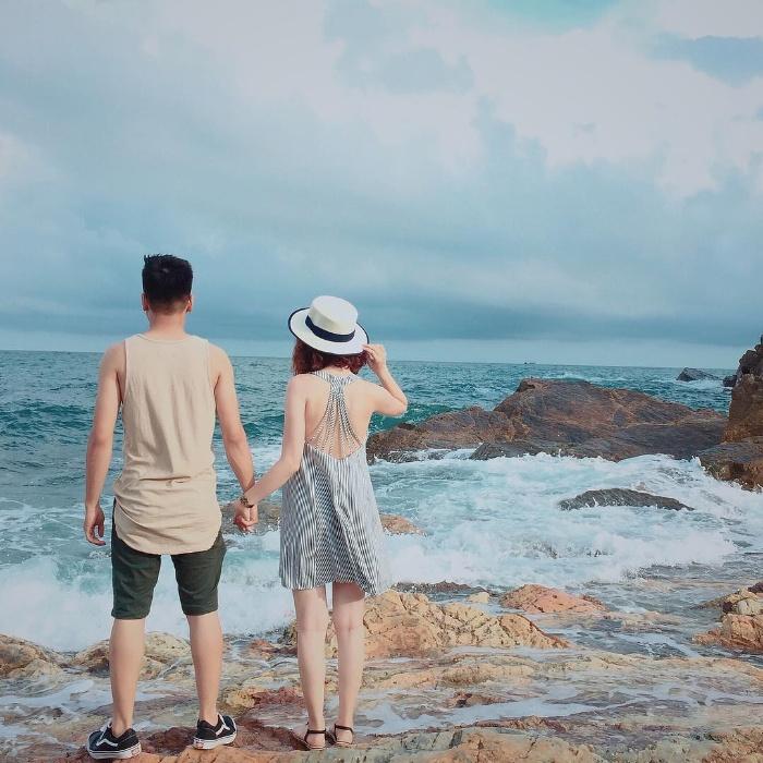 Cặp số đề 28 - 89 khi chiêm bao thấy mình đi biển khi du lịch châu âu.