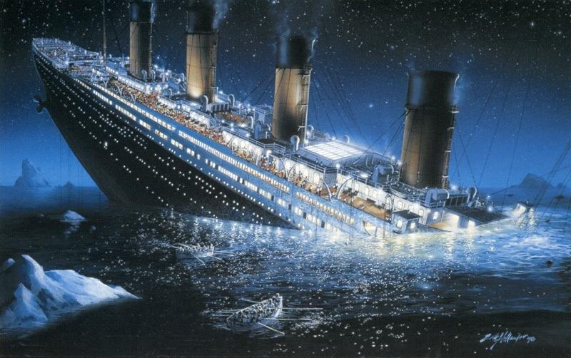 Chiêm bao thấy hình ảnh tàu thủy bị đắm là điềm xấu